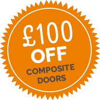£100 Off Composite Doors